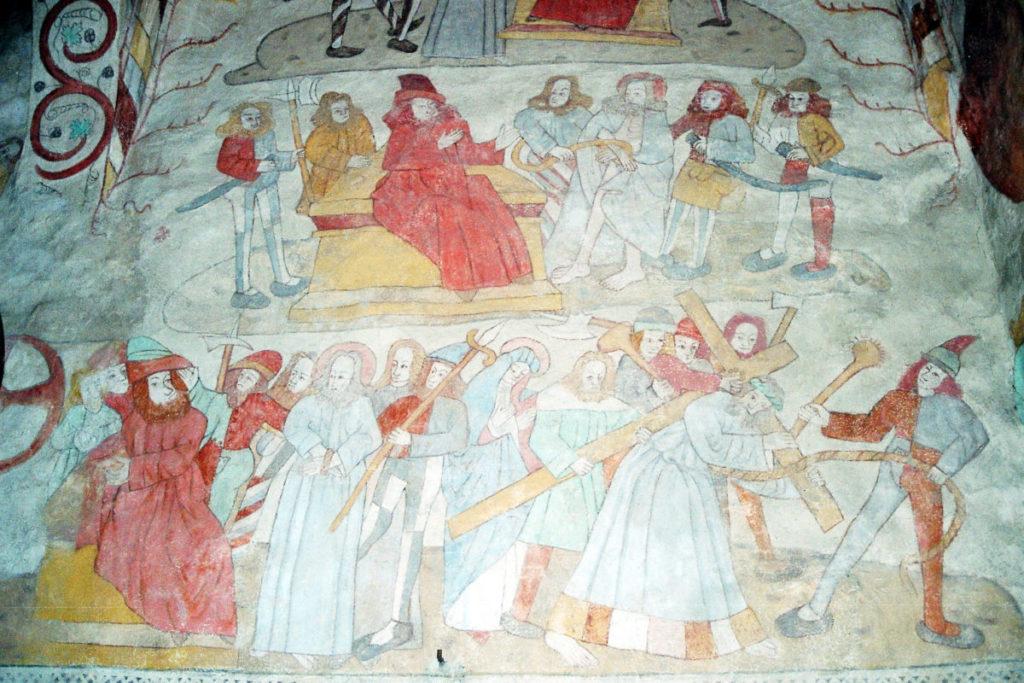 Christliches mädchen, das schmuckjungen datiert